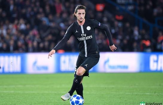 Adrien Rabiot n'a pas prolongé son bail (30 juin 2019) avec le PSG.