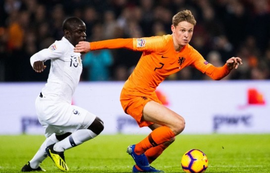 Affaire conclue pour Frenkie de Jong — Manchester City