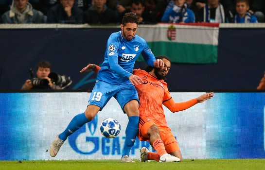 Champions league. Lyon Hoffenheim avec des filets de protection