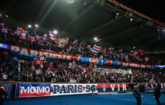 Les supporters du PSG sera encadré contre le FC Nantes