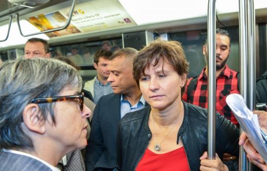 Roxana Maracineanu, ministre des Sports, a réagi à l'affaire des fichages ethniques au PSG.