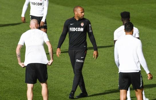 Thierry Henry a convoqué 26 joueurs pour AS Monaco - OGC Nice.