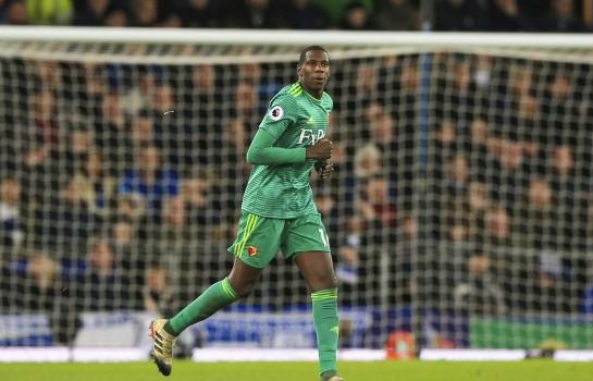 Abdoulaye Doucouré ne quittera pas Watford cet hiver.