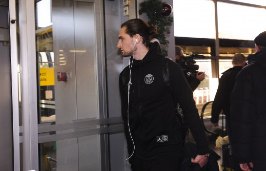 Adrien Rabiot veut quitter le PSG cet hiver.