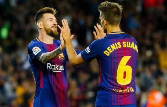 L'OM confronté à la concurrence d'Arsenal pour Denis Suarez