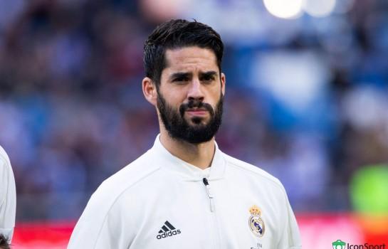 Isco traverse une période difficile au Real Madrid.