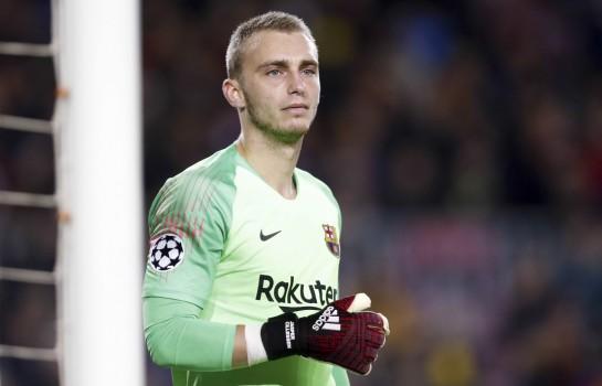 Jasper Cillessen devrait quitter le FC Barcelone