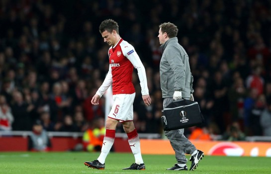 Koscielny fait son grand retour comme titulaire, aux côtés de Lacazette — Arsenal