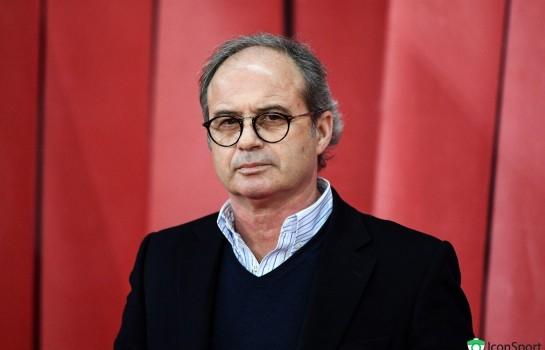 L'AS Rome s'est retiré du dossier Luis Campos