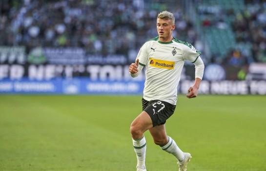 Michaël Cuisance, milieu de terrain du Borussia Monchengladbach.