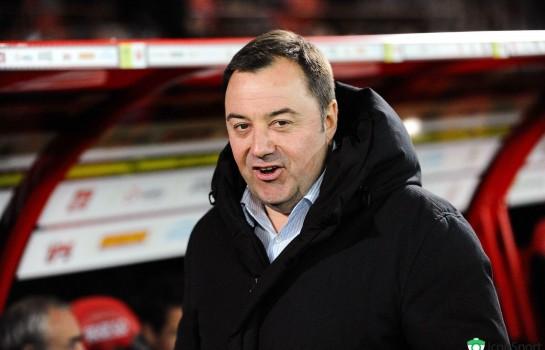 L'entraîneur du DFCO Olivier Dall'Oglio démis de ses fonctions