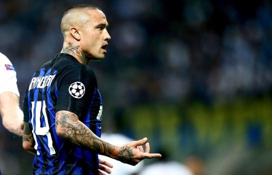 Nainggolan de l' Inter Milan à la Fiorentina la saison prochaine