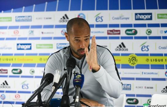 Thierry Henry pourrait aligner Cesc Fabregas contre l'OM