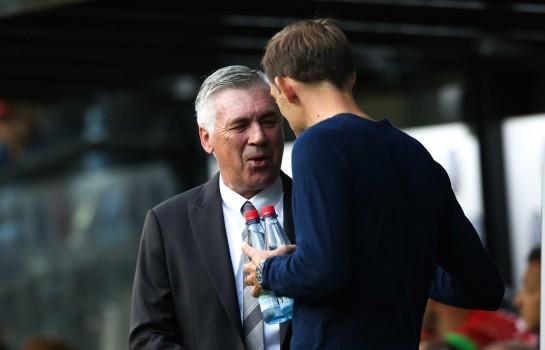 PSG : La terrifiante sortie d' Ancelotti après l'échec contre Man U