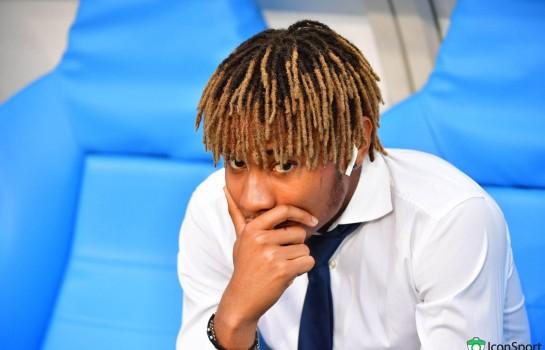 Christopher Nkunku veut quitter le PSG.