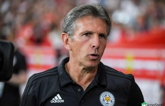 Claude Puel, ex-entraineur de l'OL (2008-2011).