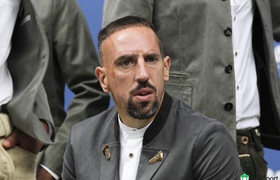 Franck Ribéry s'est lancé un nouveau défi en rejoignant la Fiorentina