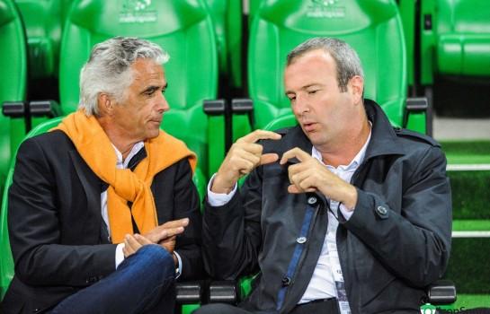 Jean-Pierre Rivère et Julien Fournier pourraient revenir l'OGC Nice.
