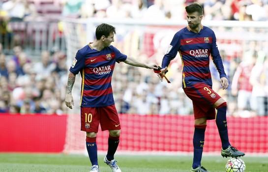 Messi, Fabregas et Piqué pour relever un club de 5e division