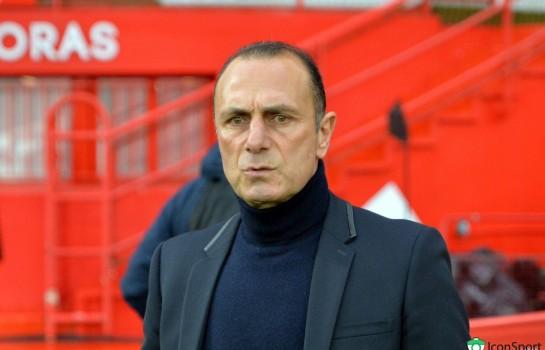 Michel Der Zakarian, entraîneur de Montpellier HSC.