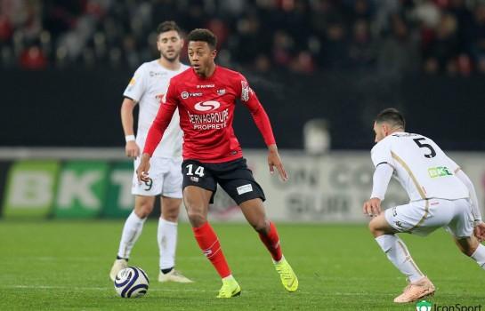 Nathaël Julan prêté à Valenciennes sans option d'achat.