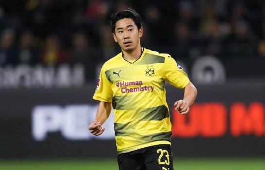 Shinji Kagawa prêté au Besiktas Istanbul.