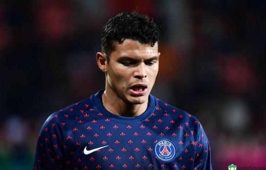 Thiago Silva est désormais naturalisé français.
