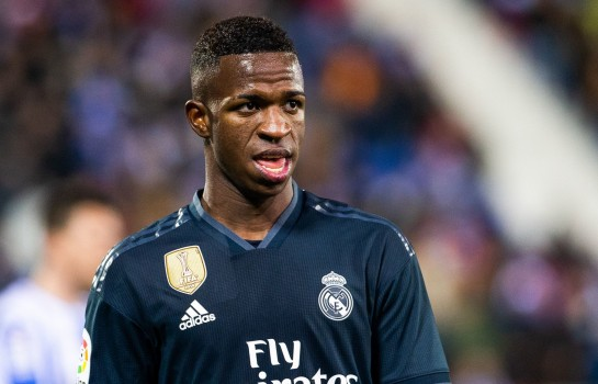 Vinicius Junior pourrait quitter le Real Madrid.