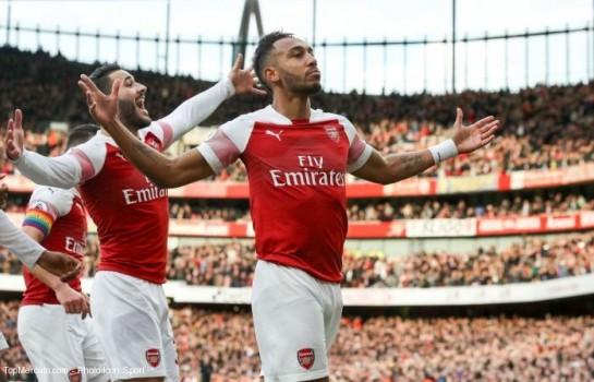 Arsenal est parvenu à éliminer Rennes