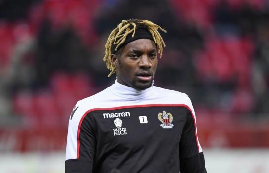 Allan Saint-Maximin va rejoindre l'AC Milan l'été prochain.