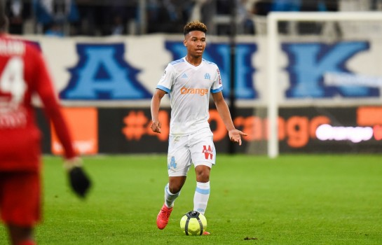 Boubacar Kamara interdit de participation contre le SCO Angers