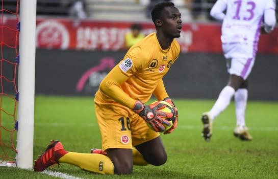 Stade de Reims : Edouard Mendy a désormais un e nouvelle doublure en la personne de Predrag Rajkovic, ancien gardien du Predrag Rajkovic