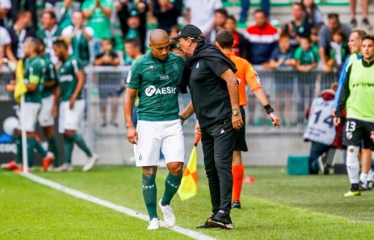 L' ASSE sera privé de sept joueurs majeurs pour son déplacement à Caen.