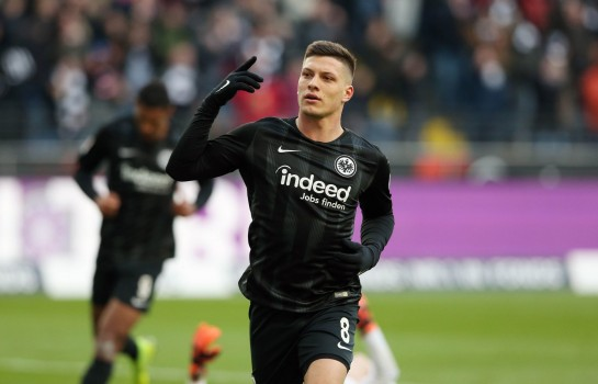 Luka Jovic va rejoindre le Real Madrid.