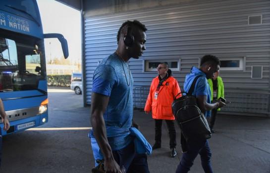 OM : Balotelli aperçu au centre d'entraînement de Brescia