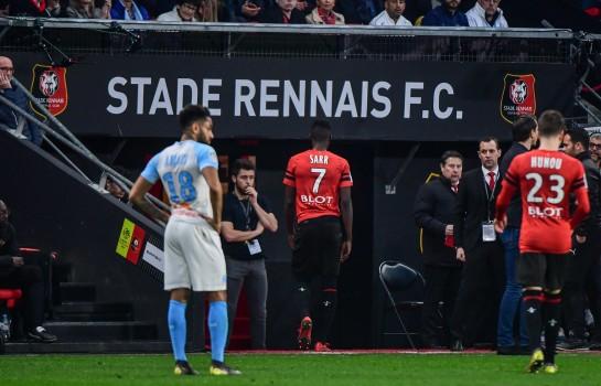 Le club de Rennes se sépare d'un joueur.