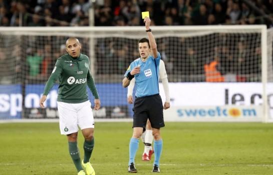 Exclu contre le LOSC, Wahbi Khazri devrait manqué le match SM Caen - ASSE.