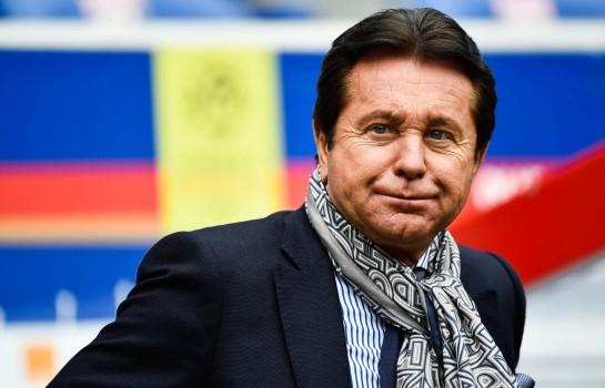 Le président Waldemar Kita souhaite re,forcer au mieux le FC Nantes.