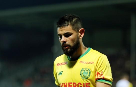Lucas Lima, défenseur du FC Nantes.