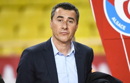 Marc Keller, président du RC Strasbourg.
