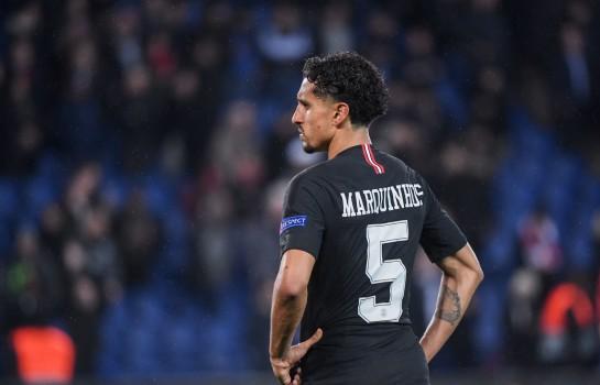 Thiago Silva s'excuse auprès des supporters après l'élimination — PSG-Manchester