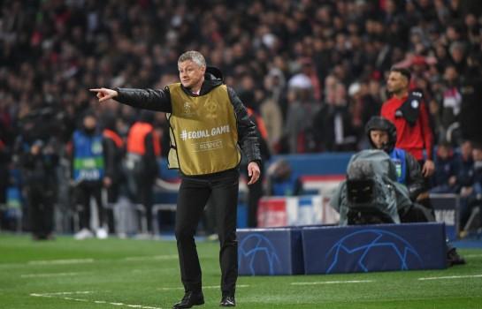 Ole Gunnar Solskjaer entraîneur de Manchester United