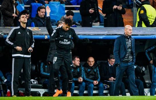 Zinedine Zidane ne veut pas de Neymar au Real Madrid.