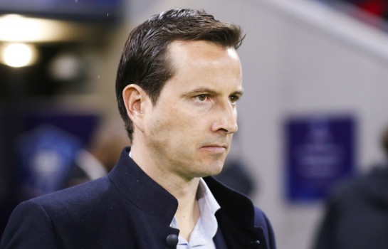 Julien Stefan, entraineur du club de Rennes.