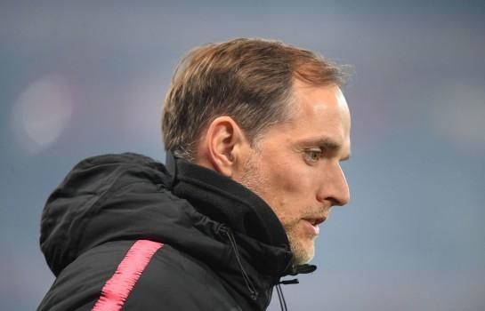 Thomas Tuchel, entraineur  du PSG.