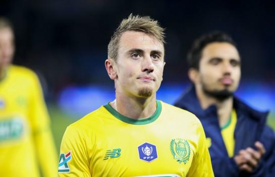 Rongier a un accord avec Kita pour s'en aller du FC Nantes cet été
