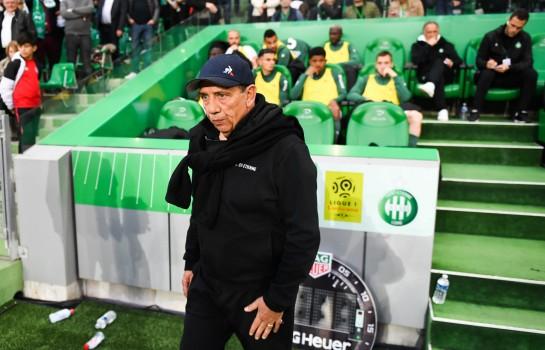 Jean-Louis Gasset ne sera plus l'entraîneur de l' ASSE la saison prochaine.