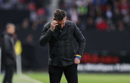 Jocelyn Gourvennec n'est plus l'entraîneur de l'EA Guingamp.