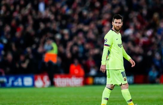 Lionel Messi, meilleur buteur du FC Barcelone.