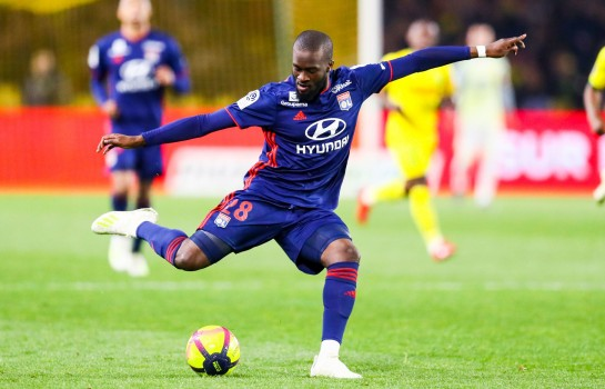 Tanguy Ndombele vers le Real Madrid